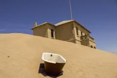 HDR Kolmanskop.