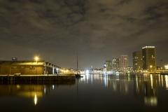 HDR; haven van Antwerpen.