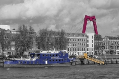 Mondriaan in Rotterdam.